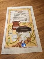 Boston Bean Tea Towel