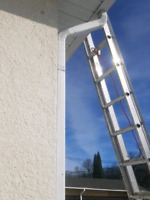 Eavestrough cleaning - Tree Services & Roofing Repair service