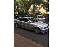 BMW 318CI SE 2003 - Silver - 12 Month MOT