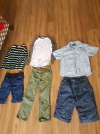 Boys 6 Pieces Bundle Clothes