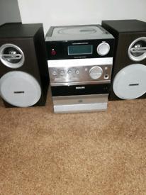 Philips CD/Radio/Cassette Player