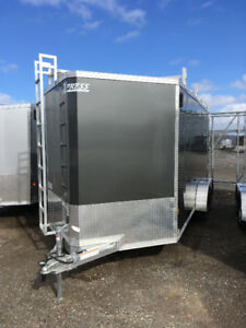 Enclosed Contractor trailer