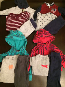 Twin boy 6 month clothing