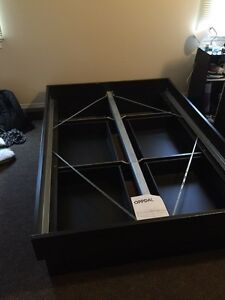 IKEA full/double bed frame