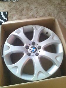BMW X5 STOCK RIMS $800 OBO!!!