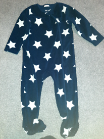18-24 month old sleeping suit