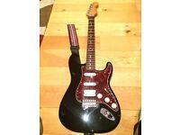 Fender Stratacaster deluxe