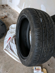Continental 225/45 r17 91h ALL SEASONS