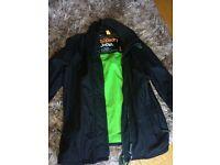 Men's superdry windcheater coat/ jacket