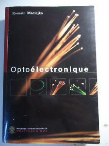 Optoélectronique de Romain Maciejko