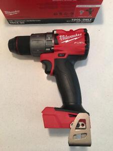 Milwaukee 2nd Gen M18 Fuel drill (2804-20)