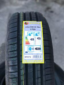 Pneus Tires 225/60R16 New Neufs Été Summer