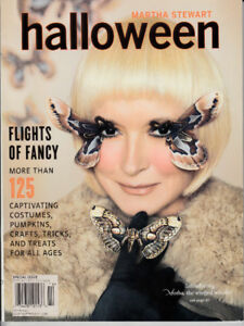 Martha Stewart Halloween Flight of Fancy Special Issue (2011)