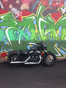 2014 harley davidson forty eight. For trade or sale