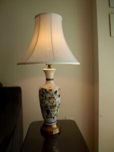 Table lamps - lampes de salon