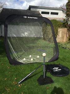 baseball, softball portable batting cage