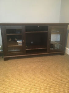 TV/Media Stand, Bookcase & Shelf. Available together or separate