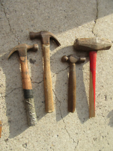 4 HAMMERS