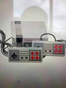Selling mini retro classic mini game consoles built in 620 games