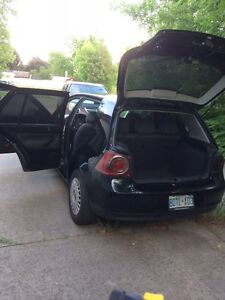2008 Volkswagen Golf Hatchback-Asking Only $2450 OBO
