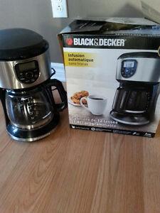 Cafetière Black & Decker - 12 tasses