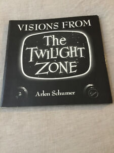 """Twilight Zone Book """"Visions from The Twilight Zone"""""""