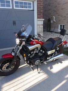 2005 Yamaha Vmax 1200 aka Age has a way of catching up to you!!
