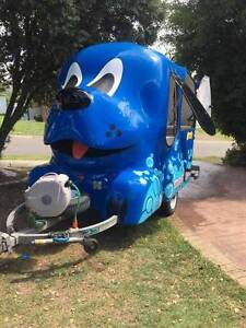 For Sale- Blue Wheelers Wash, Clip and Groom Mobile Salon Penrith Penrith Area Preview