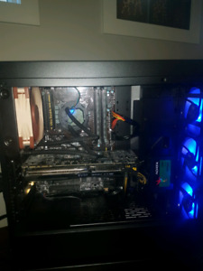 I7 4770k cpu/motherboard/ram and cooler combo