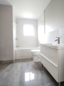 *5-1/2 completely renovated apartment in the centre of Montreal*
