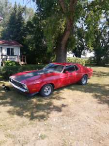 1971 FORD MUSTANG SPORT COUPE
