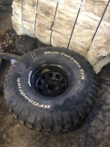 15x10's and 35-12.5-15's