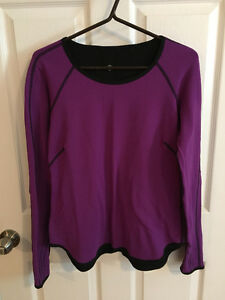 Lululemon Reversible Long Sleeve
