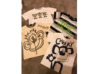 Boys next t-shirt bundle 4-5 years
