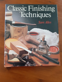 Classic Finishing Techniques Book by Sam Allen