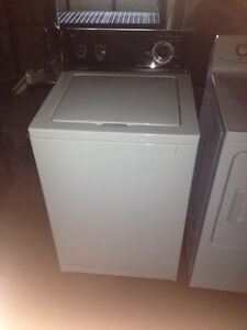 laundry washer and dryer