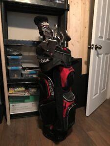 Ensemble de golf Titleist 704 CB