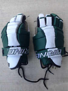 Lacrosse Kidney Pads, Arm Pads and Gloves