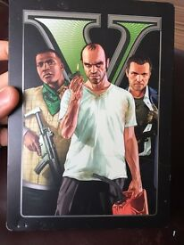GTA 5 limited edition for Xbox 360