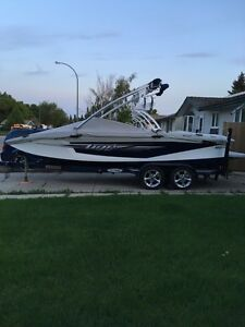 2008 tige rz2 180 hrs 2nd owner!