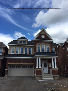 Brand New Double Garage Detached in Stouffville - For Rent