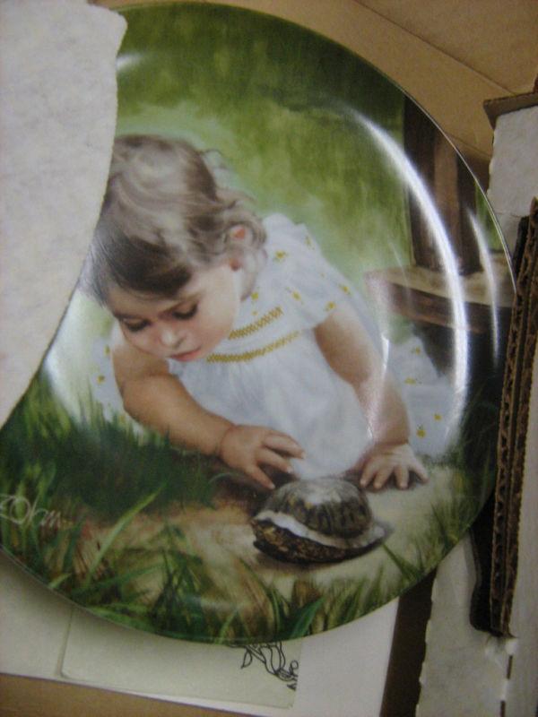ZOLAN Collector Plate original box BACKYARD DISCOVERY