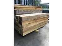 Wooden Sleepers