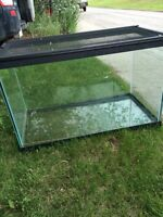 Large Reptile Tank With Screen