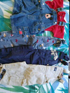 18 Month overalls clothes