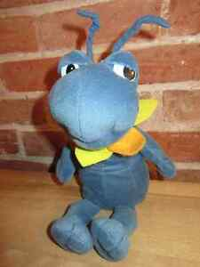 FLIK THE ANT VIBRATING, GIGGLING SOFT TOY