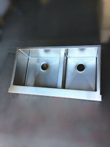 New Apron Farm Stainless Steel Sink