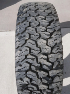 245 75 R16 Tire