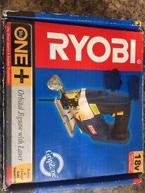 Ryobi 18v jigsaw. £45 Ono.