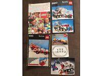 Vintage Lego Manuals